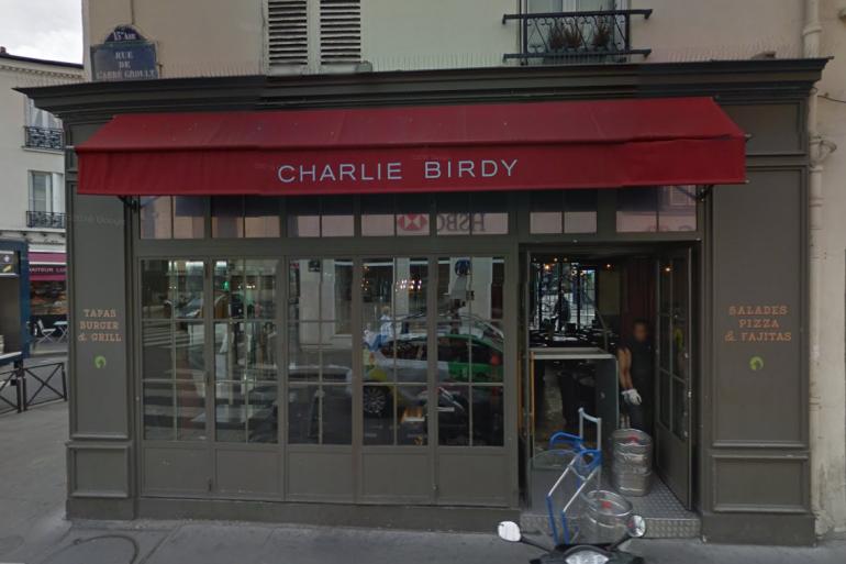 La brasserie Charlie Birdy, dans le XVème arrondissement de Paris, devrait être remplacée par un Burger King
