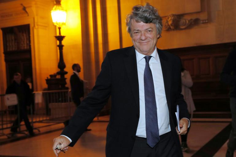Jean-Louis Borloo, le 14 décembre 2016