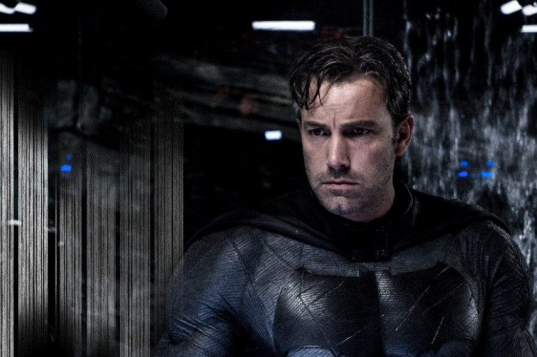 Ben Affleck dans la peau de Batman