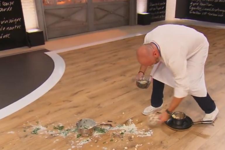 Philippe Etchebest et la catastrophe culinaire
