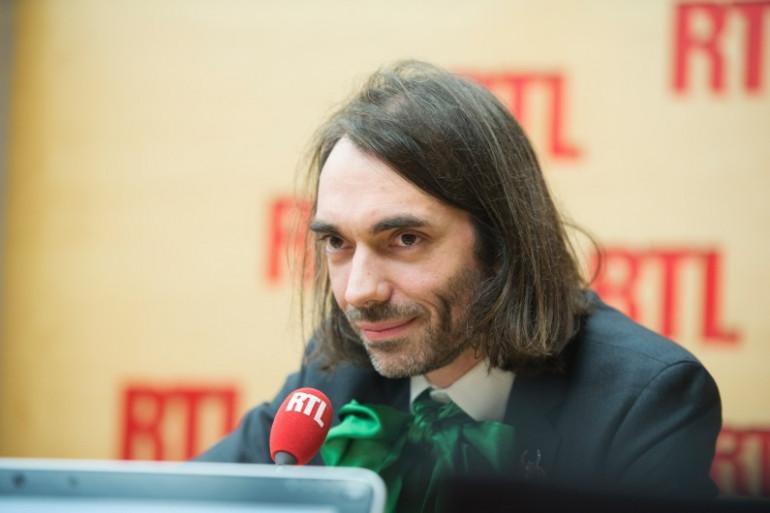 Cédric Villani, mathématicien (médaille Fields 2010), soutien d'Emmanuel Macron