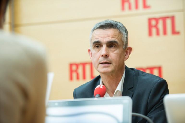 Bertrand Soubelet, ex n°3 de la Gendarmerie nationale, invité de RTL le 16 mars 2017