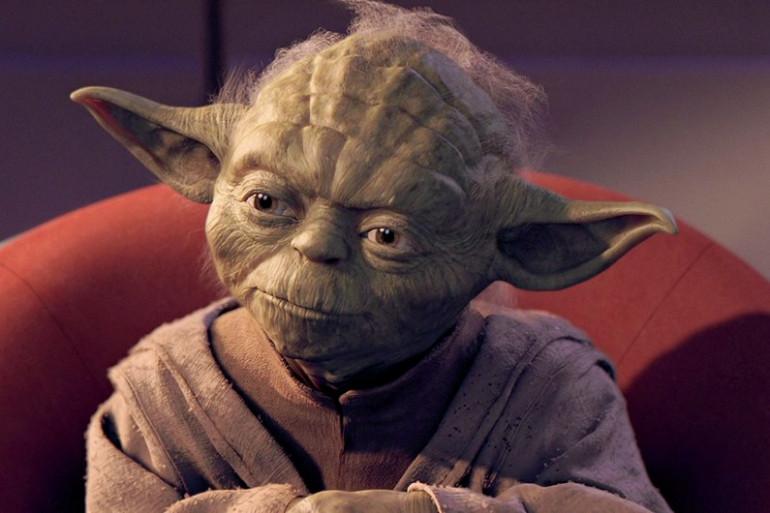 """Maître Yoda a disparu dans """"Le retour du Jedi"""""""