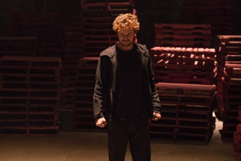 """""""Iron Fist"""" est disponible le 17 mars sur Netflix"""
