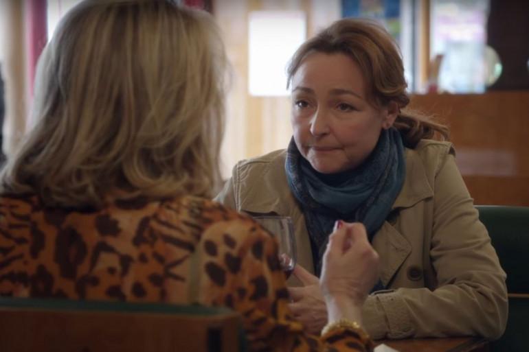 """Catherine Frot et Catherine Deneuve à l'affiche de """"Sage femme"""", en salles le 22 mars"""