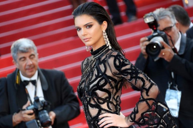Kendall Jenner, l'un des top-models les plus populaires au monde