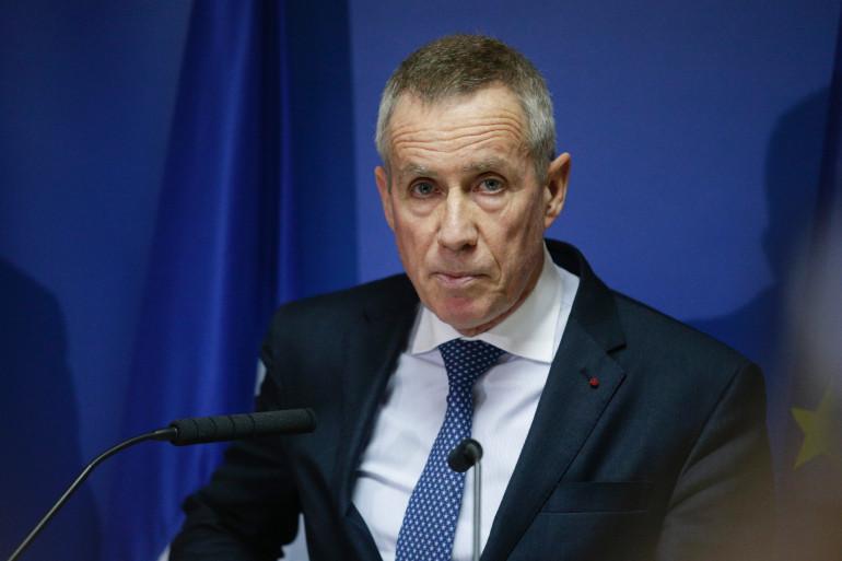 Le procureur de la République de Paris François Molins le 3 février 2017.