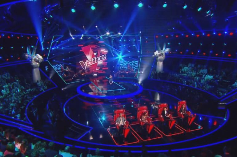 """Le cinquième prime de """"The Voice"""" a été diffusé le 18 mars"""