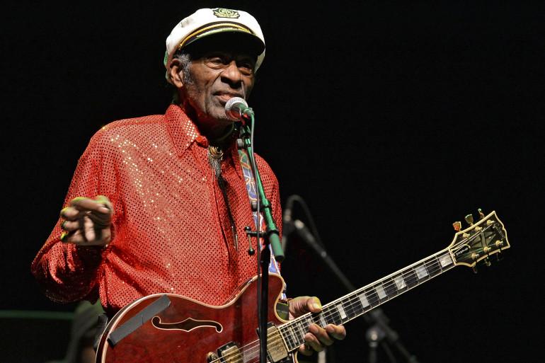 Chuck Berry est décédé à l'âge de 90 ans