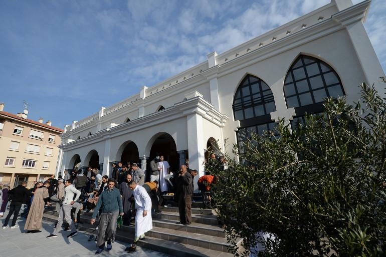 La mosquée de Fréjus avait ouvert ses portes en janvier 2016, malgré l'opposition du maire Front national David Rachline.