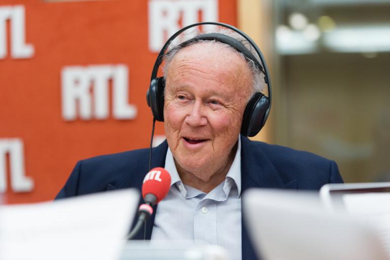 Philippe Bouvard le 22 mars 2017
