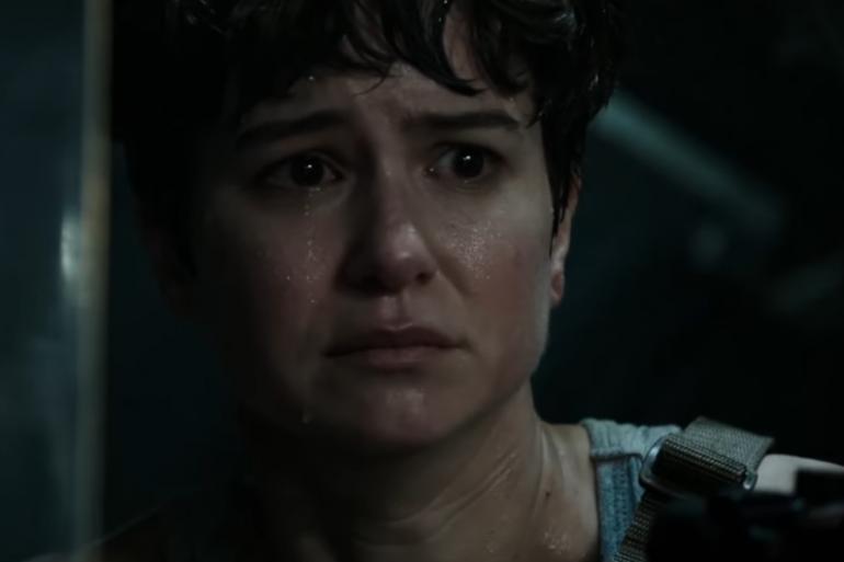 """Katherine Waterston est l'une des héroïnes d'""""Alien : Covenant"""""""