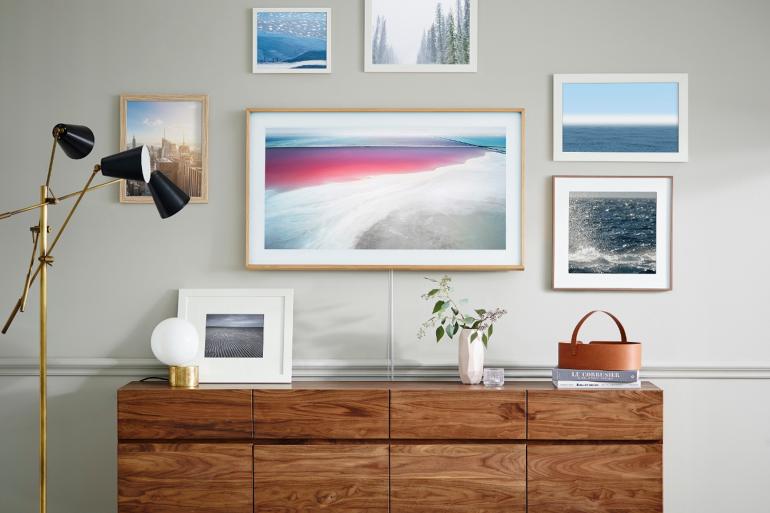 The Frame, la télévision tableau imaginée par Samsung
