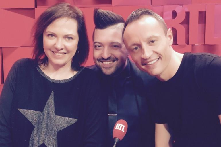 Jade, Chris Marques, eric Dussart