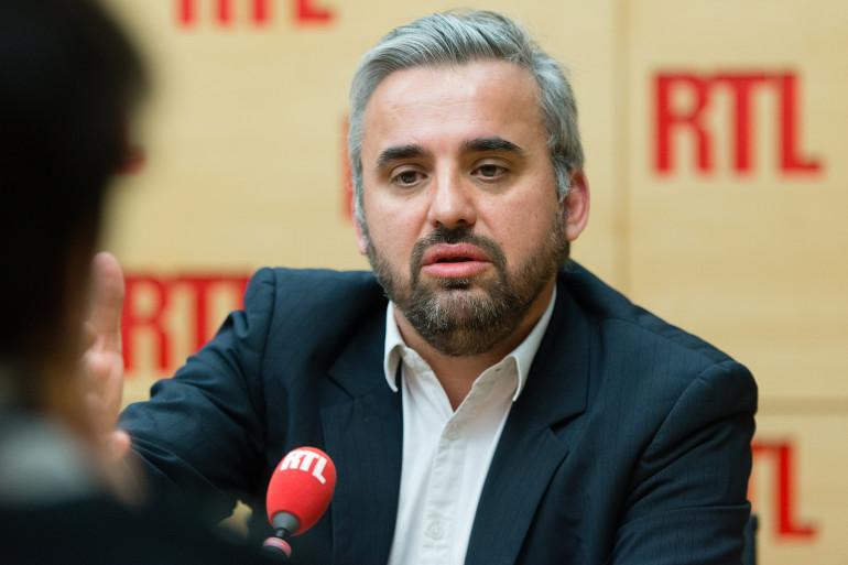 Alexis Corbière, invité de RTL le 27 mars 2017