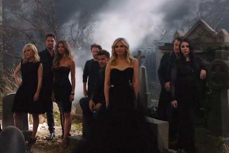 """Les acteurs de """"Buffy contre les vampires"""" réunis pour les 20 ans de la série"""