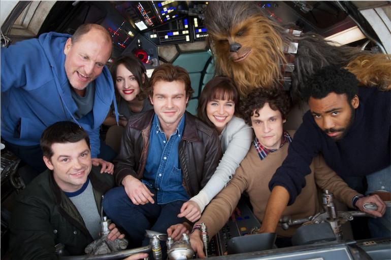 """Le casting complet du spin-off de """"Star Wars"""" sur Han Solo, prévu pour 2018"""