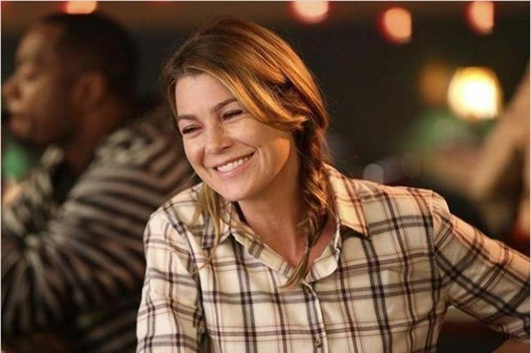 """Meredith Grey l'héroïne de """"Grey's Anatomy"""""""