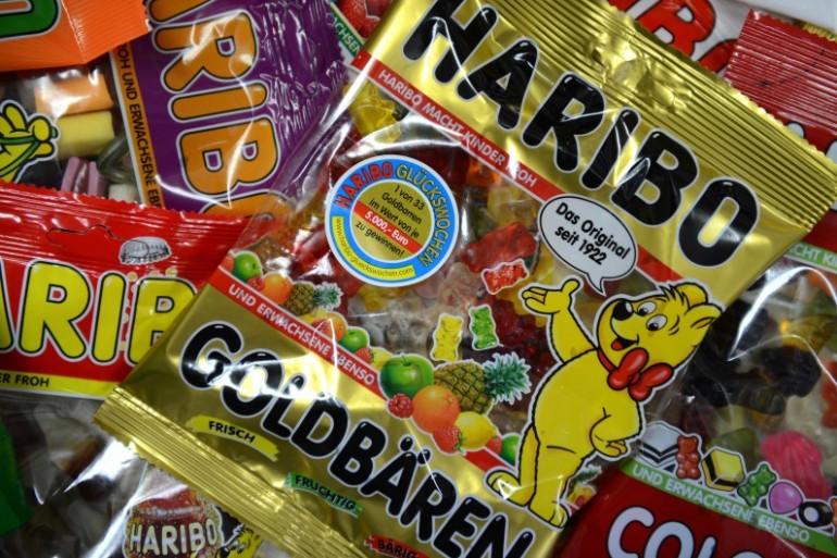 Assortiment de bonbons Haribo, à Bonn, le 24 janvier 2013. (archives)
