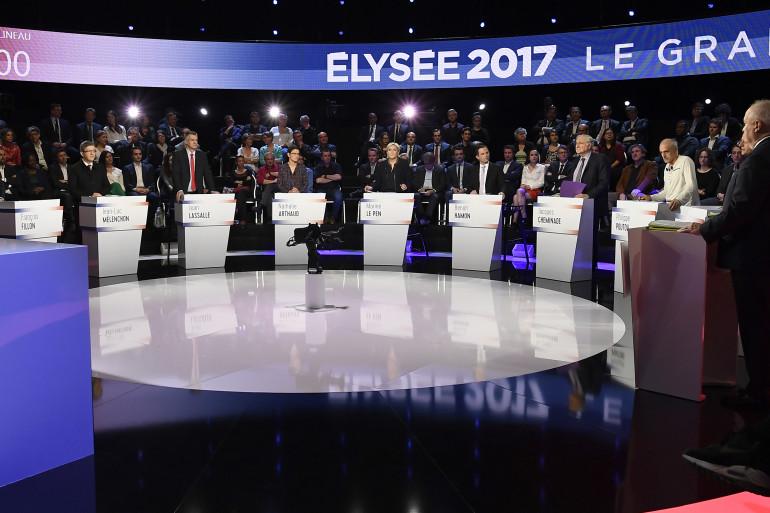 """""""Le Grand Débat"""" mardi 4 avril 2017"""
