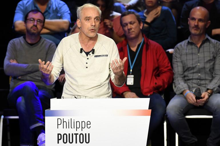 """""""Le Grand Débat"""" : Philippe Poutou"""