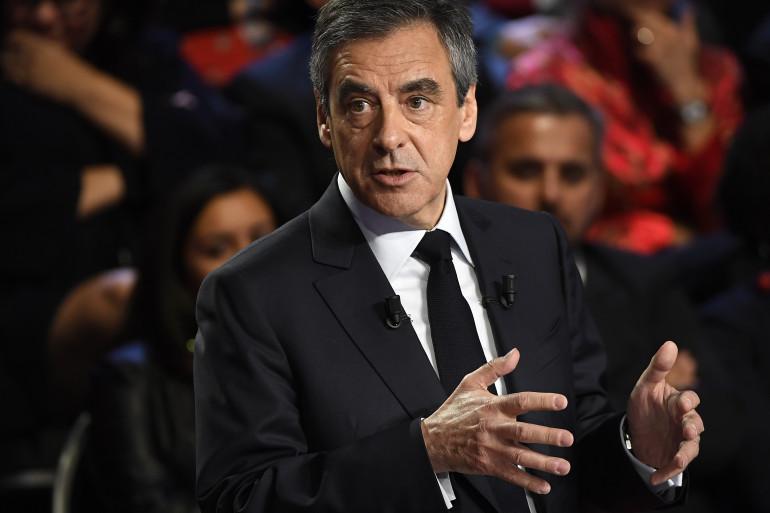 """""""Le Grand Débat"""" : François Fillon"""