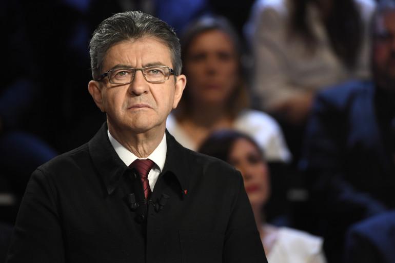 """""""Le Grand Débat"""" : Jean-Luc Mélenchon"""