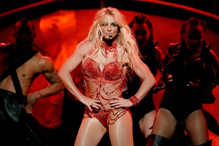 Le prochain concert de Britney Spears en Israël a fait grand bruit