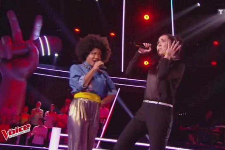 """Shaby et Camille Esteban s'affrontent sur """"Cheap Thrills"""" de Sia"""