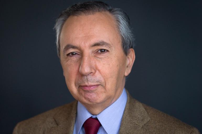 Bruno Mégret, fondateur du Mouvement National Républicain (MNR)