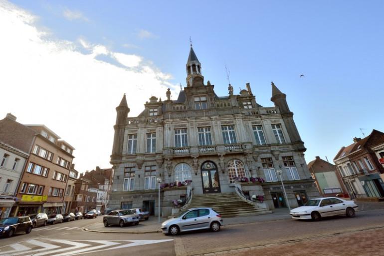 L'Hôtel de Ville de Hénin-Beaumont