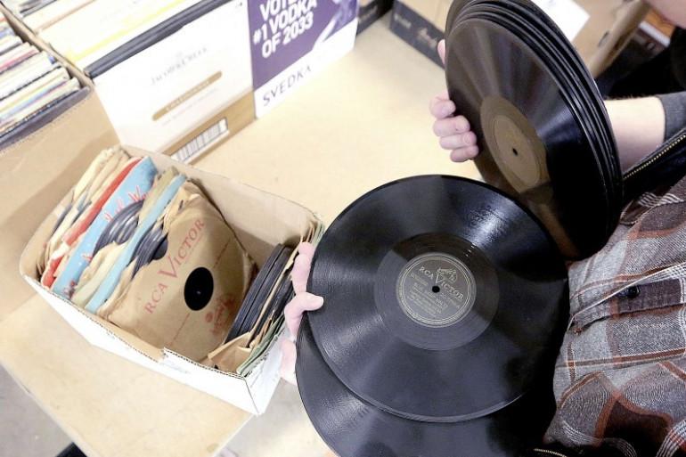 Les disques vinyles se mettent à l'écologie