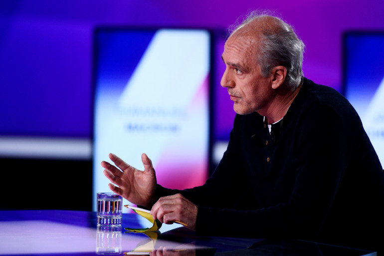 """Philippe Poutou sur France 2 dans l'émission """"15 minutes pour convaincre"""""""