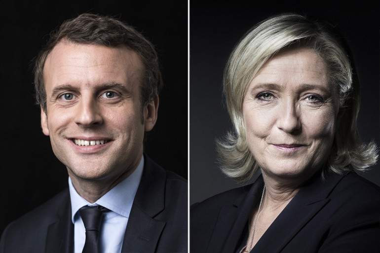 Présidentielle 2017 : Macron et Le Pen qualifiés au second tour