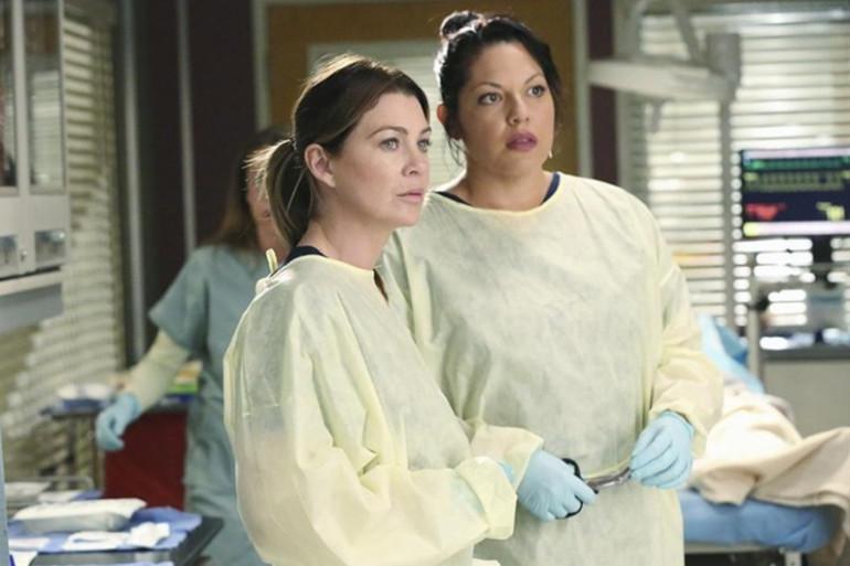 """Les morts sont nombreuses dans """"Grey's Anatomy"""""""