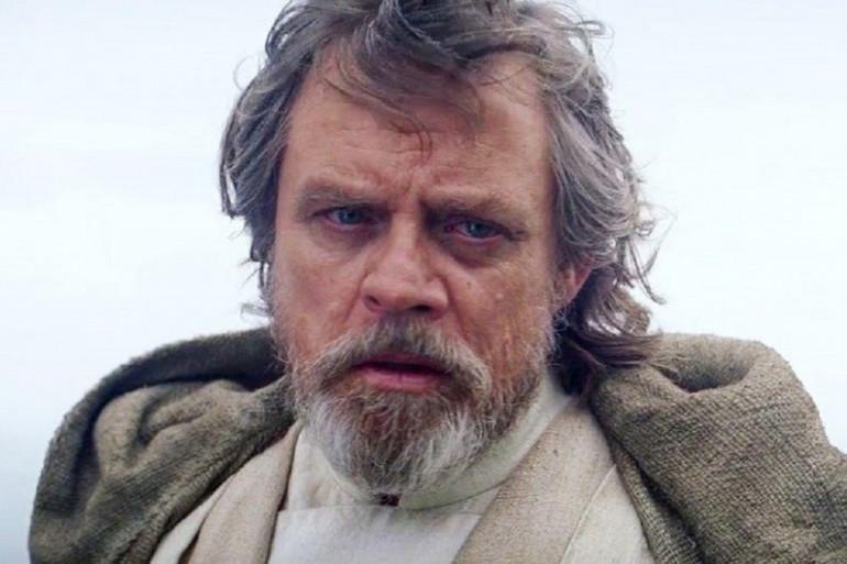 """Luke Skywalker dans """"Le Réveil de la Force"""""""