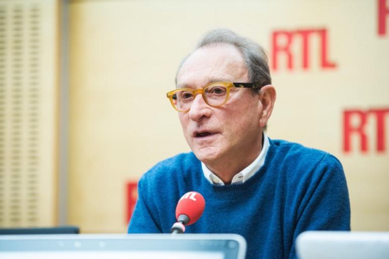Bertrand Delanoë, ancien maire de Paris le 28 avril 2017