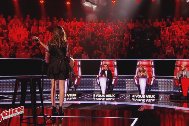 """La nouvelle soirée de """"The Voice 2017"""" a été forte en émotions"""