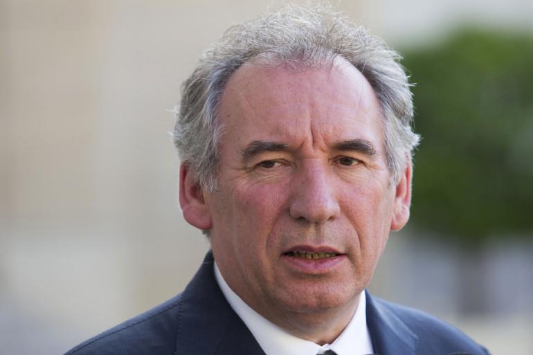 François Bayrou intègre la gouvernement Philippe en tant que ministre de la Justice et garde des Sceaux