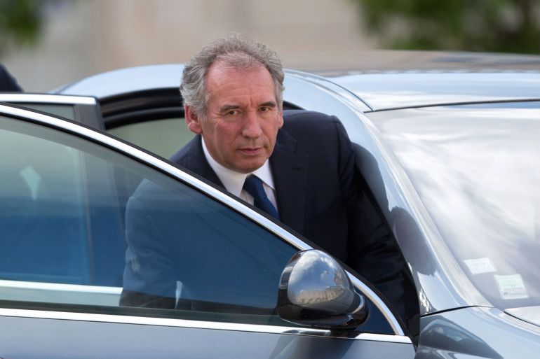 François Bayrou nommé garde des Sceaux dans le premier gouvernement d'Emmanuel Macron