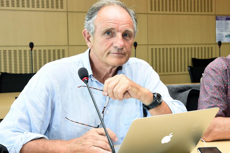 Jean- Paul Hamon, président de la Fédération des médecins de France