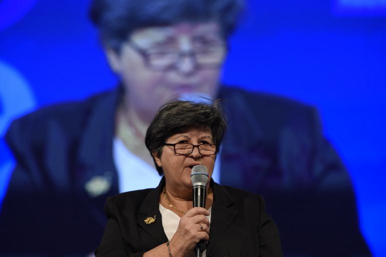 Catherine Barbaroux en novembre 2015