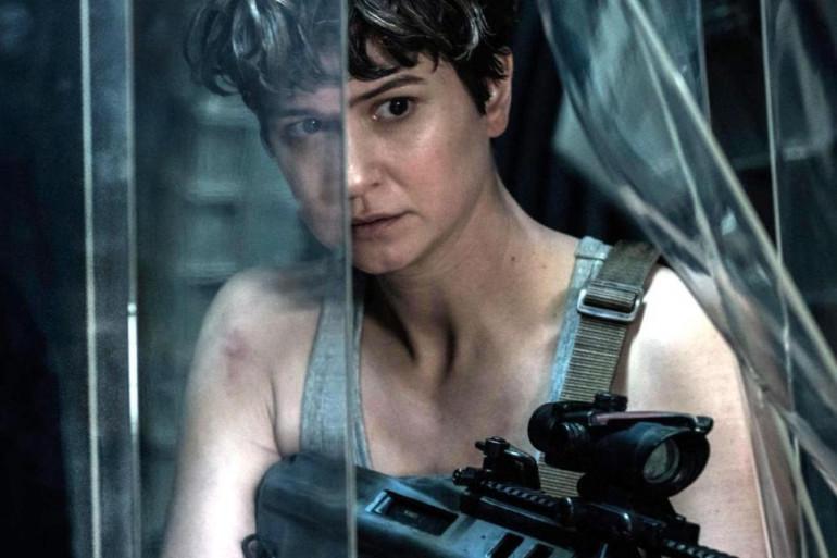 """Katherine Waterston est Daniels dans """"Alien Covenant"""", le dernier Ridley Scott"""