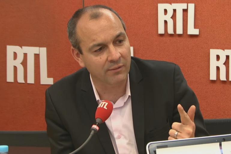 Laurent Berger, secrétaire général de la CDFT