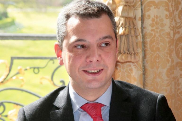 Alexis Kohler, secrétaire général de l'Élysée
