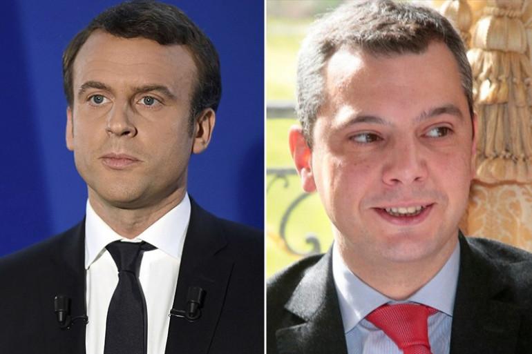 Emmanuel Macron nomme Alexis Kohler secrétaire général de l'Élysée, le 14 mai 2017