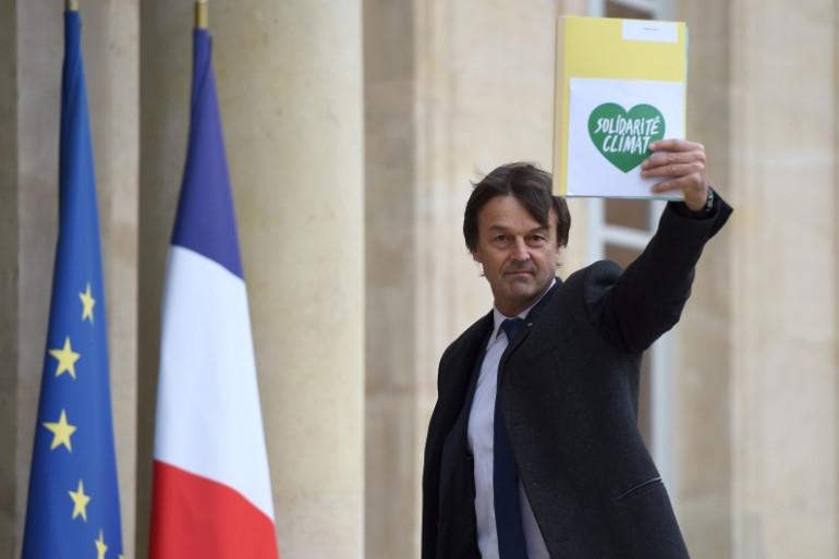 Une majorité de Français souhaitait que Nicolas Hulot se présente à la présidentielle de 2017