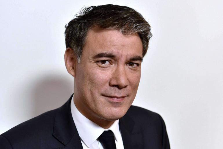 Le député Olivier Faure (PS) le 10 mai 2017 à Paris.