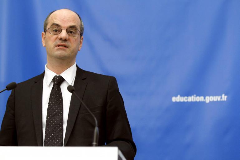 Le ministre de l'Éducation Jean-Michel Blanquer
