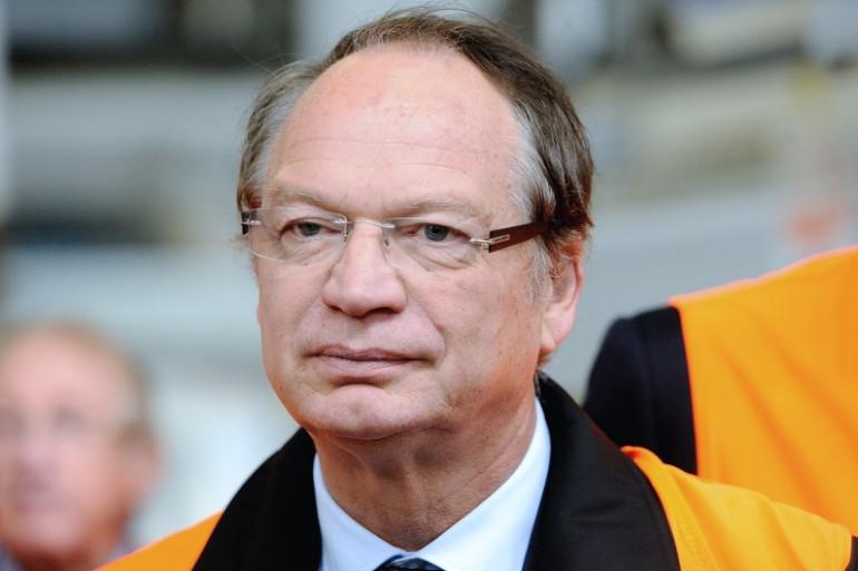 Le député socialiste Philippe Kemel.